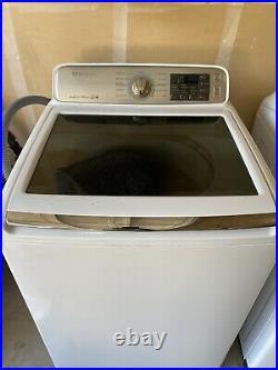 Samsung WA45H7000AW Washing Machine and dryer