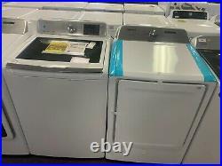 Samsung Washer And Dryer Matching Set WA50M745DAW / DVG50R5200WithA3