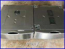 Samsung stainless steel washer dryer pedestals (2)