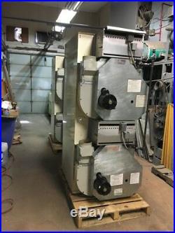 Speedqueen Dryer 30lb, Double in Stainless Steel