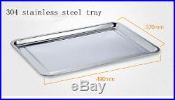 Stainless Steel 16 Layers Fruit & Vegetable Drying Machine 110V Jerky Dryer New