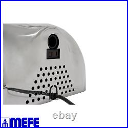 Stainless Steel Automatic Hand Dryer with Air Heater Heavy Duty (CAT 6888)