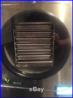 Stainless Steel Medium Harvest Right Freeze Dryer Practicaly New Plus Extras