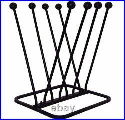 Wellington Boot Rack Dryer Shoe Stand Holder Garden Organizer Storage 2 Pair