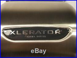 XLERATOR Excel Hand Dryer Model XL-SB Brushed Stainless Steel Cover Auto Sensor