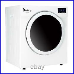ZOKOP GDZ60-98E Household Dryer 6kg Drum Dryer With LED Display Filter Mesh Cotton